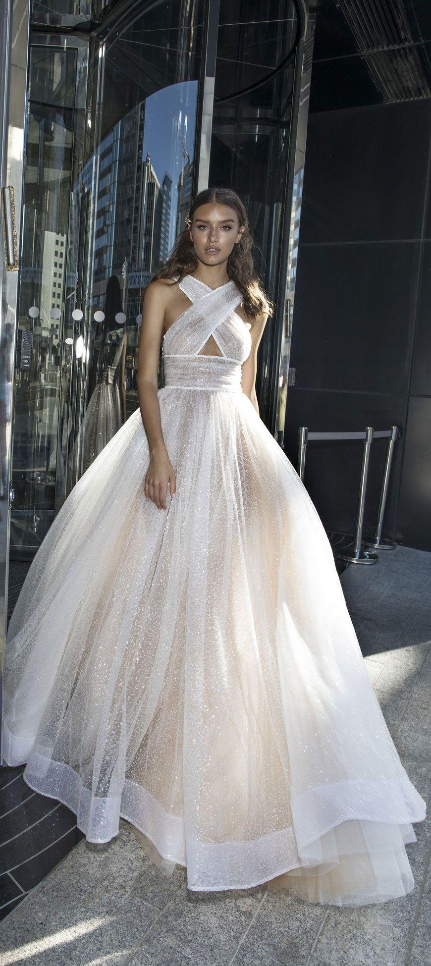 Seductive wedding dress inspiration
