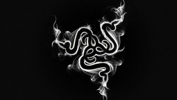 Razer Smoke Logo HD 1920×1080 壁紙, 風景, スマホ壁紙