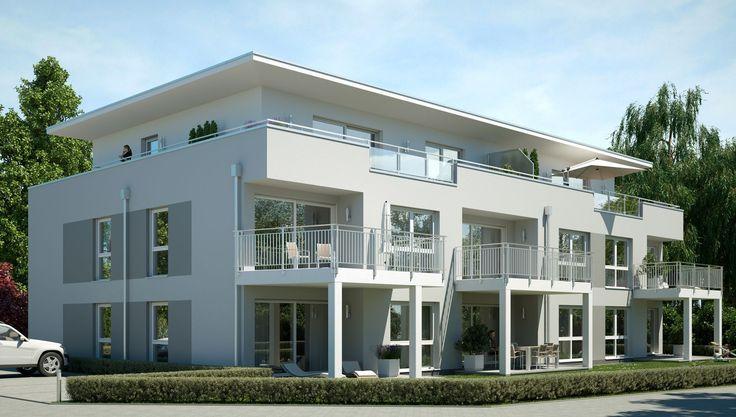 3d Architekturvisualisierung visualisierung wohnbauprojekt bad kreuznach fotorealistische 3d