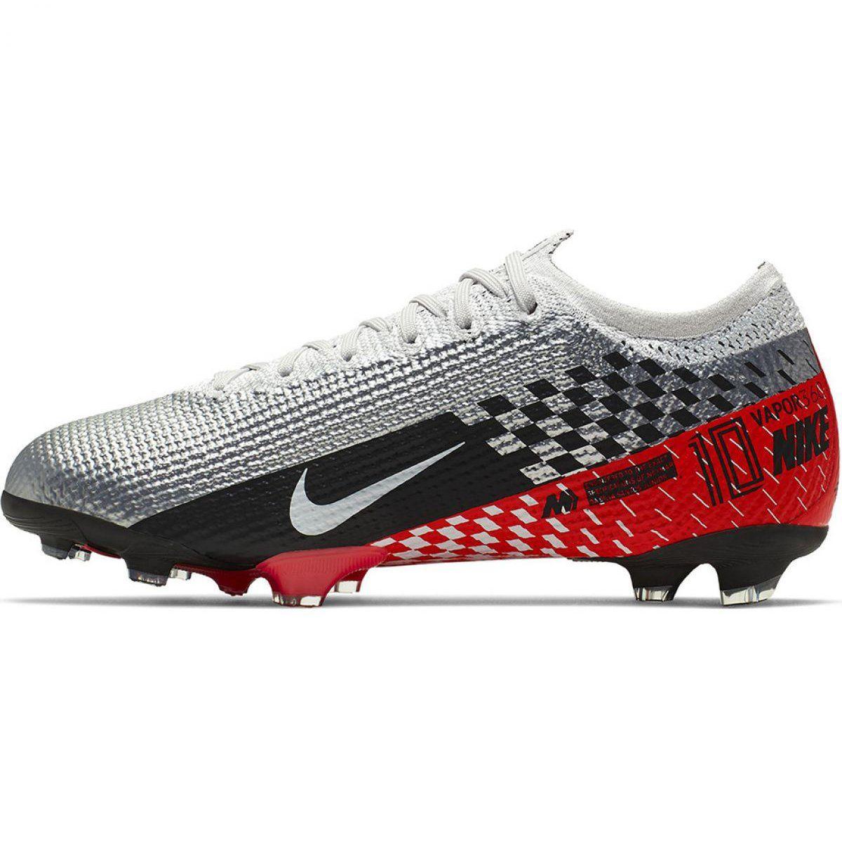 Buty Pilkarskie Nike Mercurial Vapor 13 Elite Neymar Fg Jr At8035 006 Czarne Sport Shoes Nike Shoes