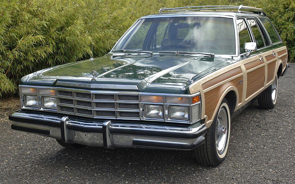 1978 Chrysler Lebaron Town Country