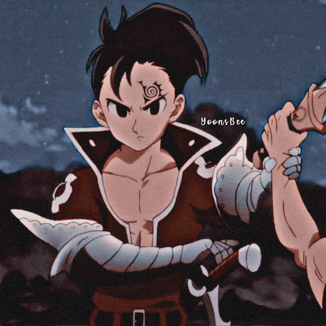 Zeldris Icon En 2020 Imagenes Animadas Dibujos Anime 7 Pecados Capitales