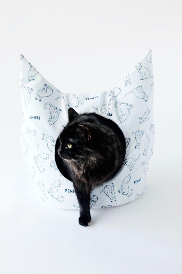 Lit chat couture pour la maison pinterest - Couture pour la maison ...