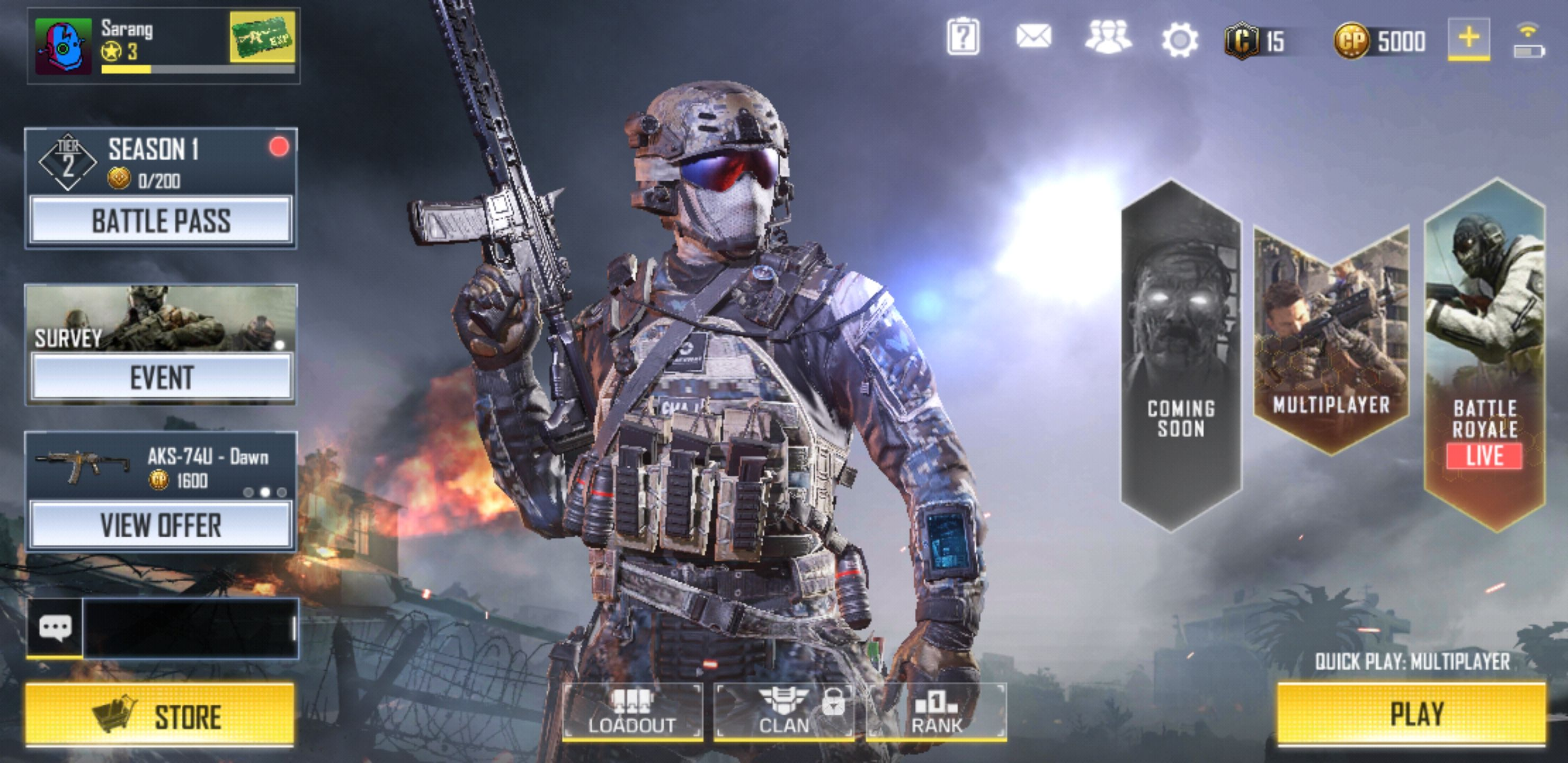 Call Of Duty Battle Royale Call Of Duty Call Of Duty