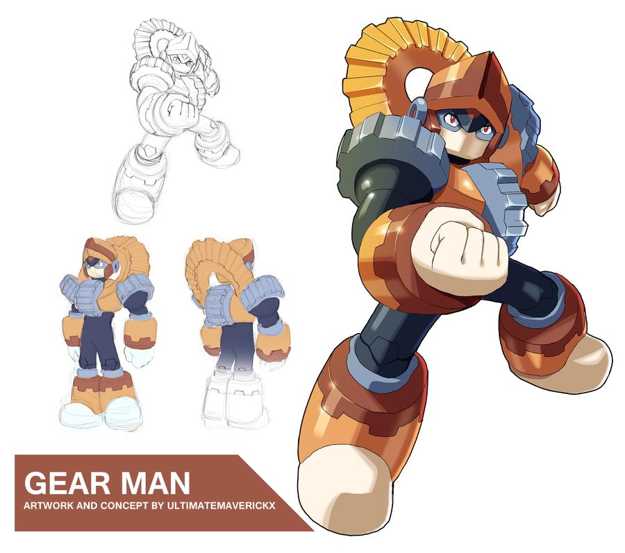 Mega Man 11 Announced By Capcom Mega Man Art Mega Man Concept Art Gallery