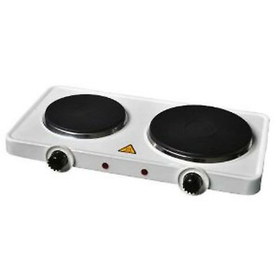 Hot Cooking #plate #double Portable Electric Cooking Hob Cooker Stove  #15oow New,