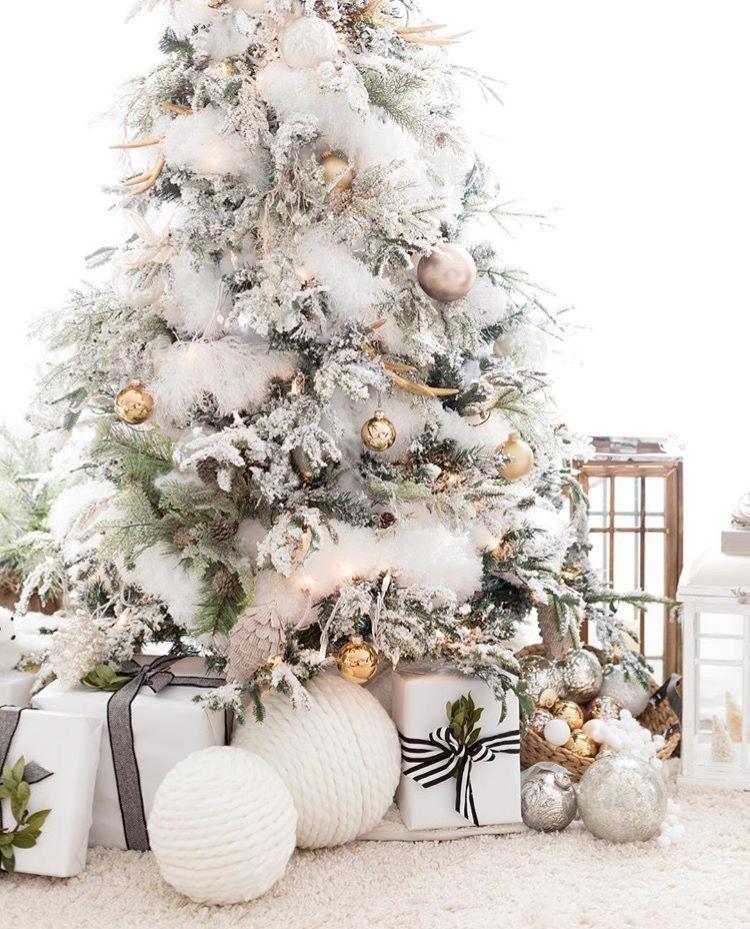 Pin Van Marie Christine Smets Op Holidays Christmas Thema Kerstbomen Roze Kerst Kerst