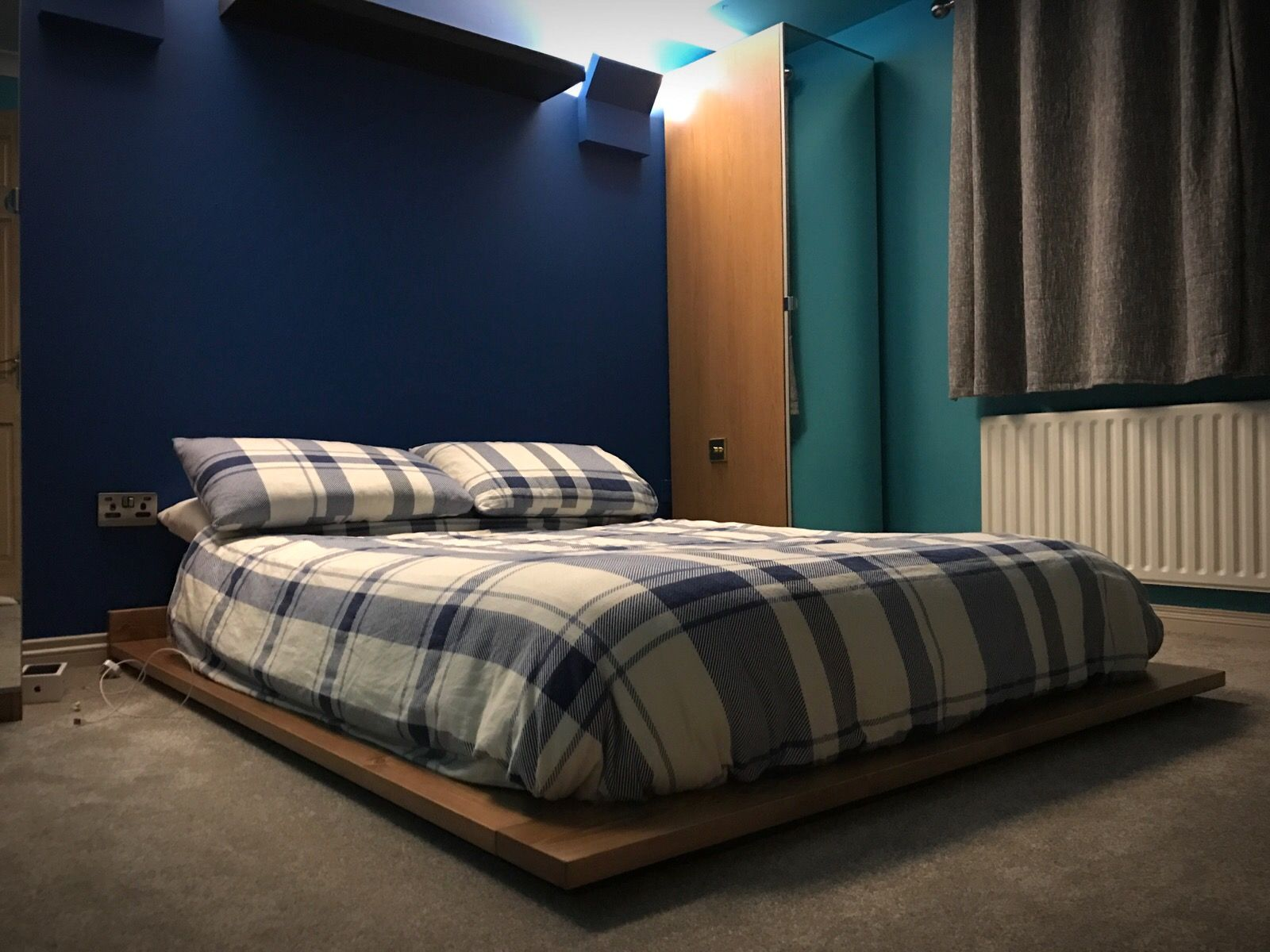 Low Modern Attic Bed Attic Bed Modern Bed Bed