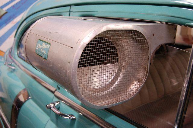 Sea Breeze Car Window Air Conditioner R E Olds Museum 2 9 2008 181 N Window Air Conditioner Car Car Cooler