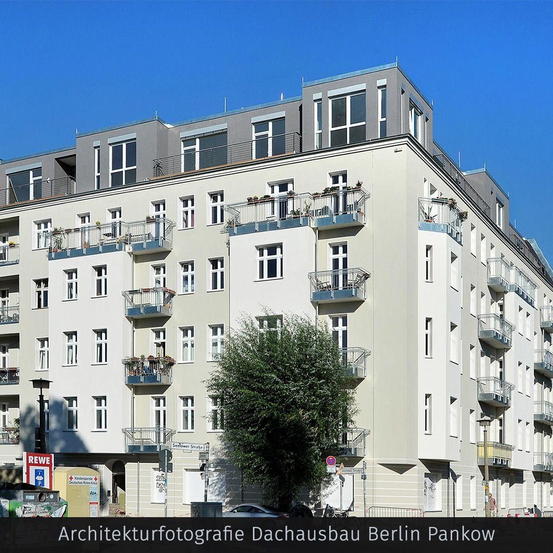 Architekturfotografie Dachausbau Berlin Pankow