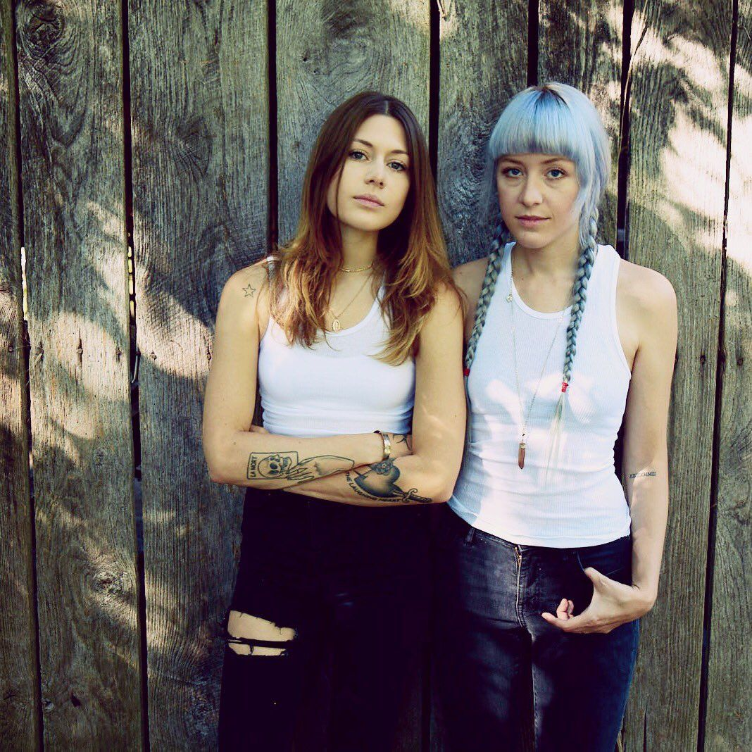Detroit to Nashville: A Playlist by Larkin Poe