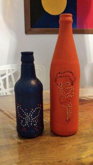 Garrafa Grande Vinho Cerveja Aguardente A Partir De 600 Ml R