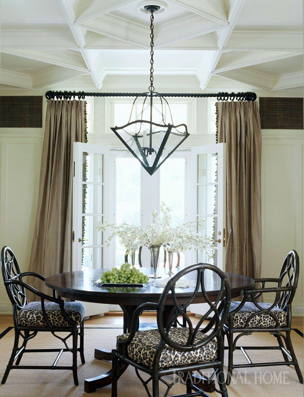Lighting Ideas: Great Chandeliers | Luxury dining room ...