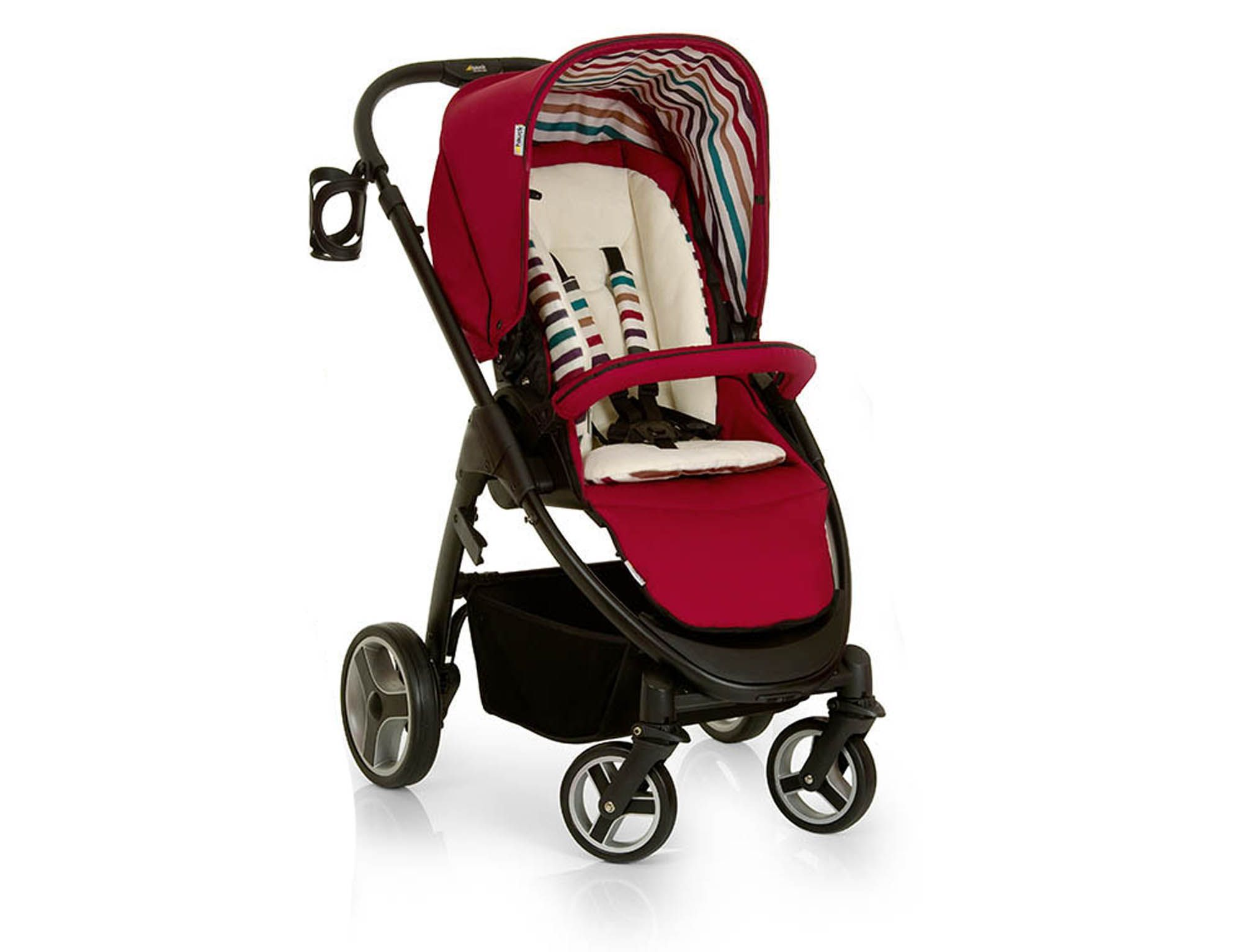 Hauck Lacrosse All in One Pram and Pushchair Travel System