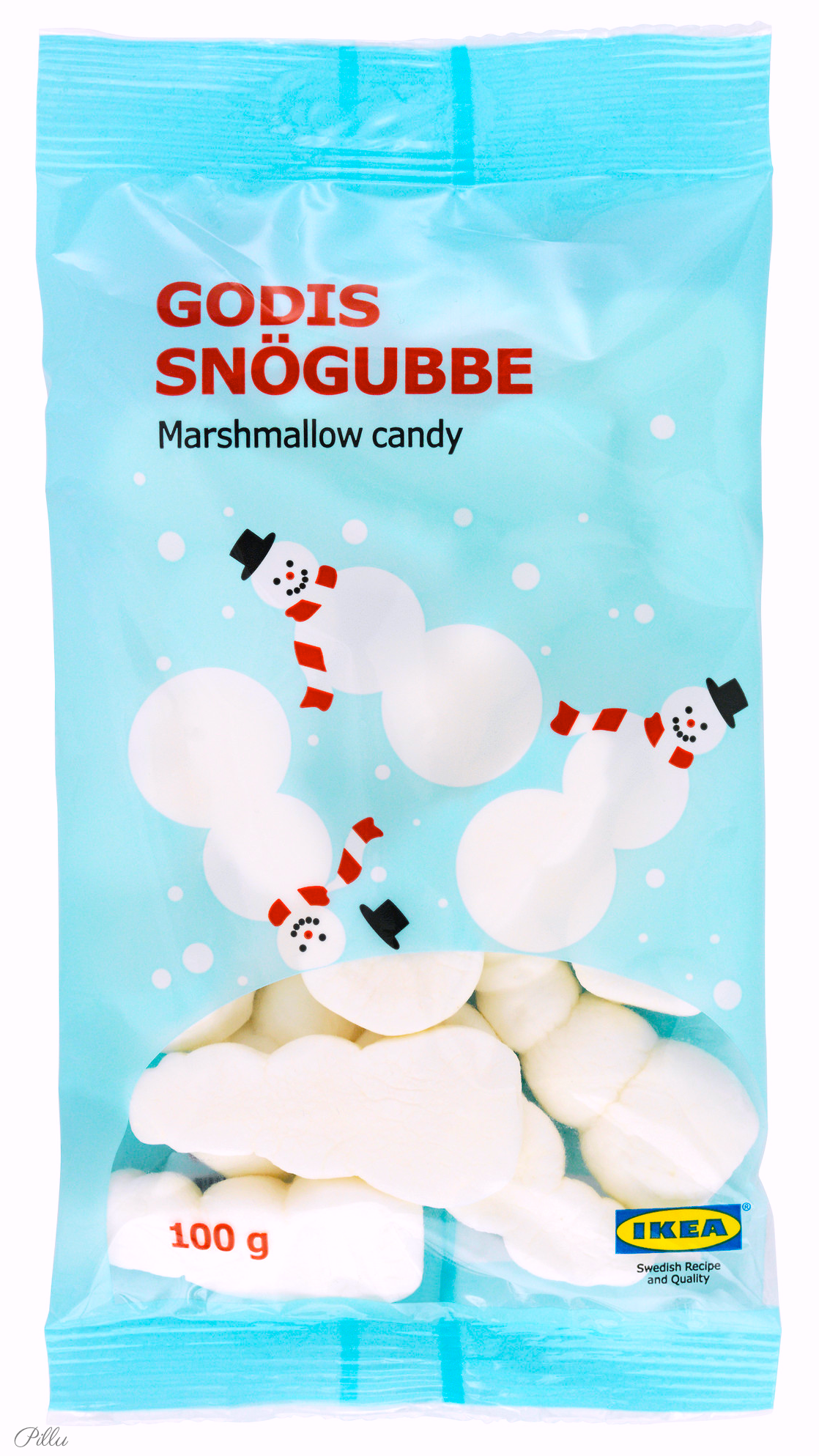 Ikea Godis Sn Gubbe Christmas Marshmallow Candy Frosty  # Muebles Artesanales Casa Muar