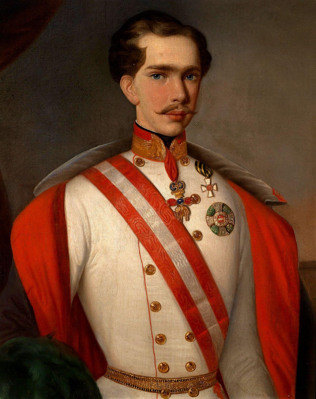 Francisco Jose I De Austria Franz Joseph Of Austria 1 Portrait Pictures Holy Roman Empire Royalty