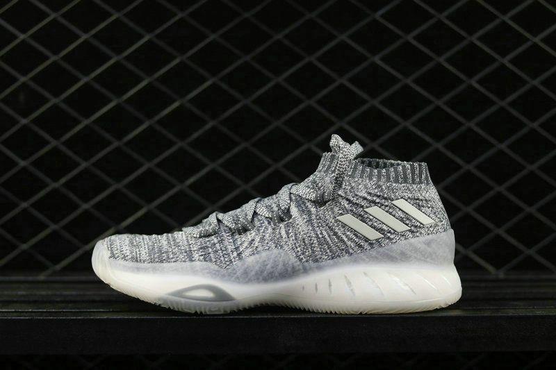 adidas Crazy Explosive 2018 Low Oreo Basketball Shoe For