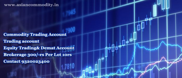 Commodity Trading Account Trading Account Equity Trading Demat