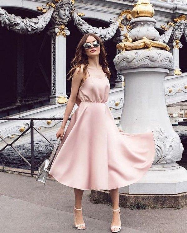 b81b15a1d8b461e Модные платья весна-лето 2019 – самые актуальные модели, новинки и тренды  платья на весну-лето