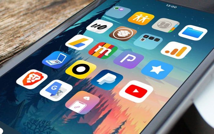 Customize iOS Icon Layout on Home Screen with Boxy (With