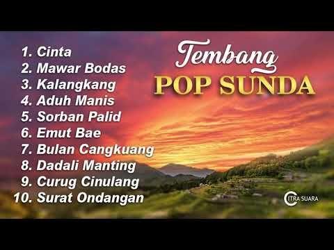 Tembang Pop Sunda Nonstop Youtube Lagu Lirik Lagu Nostalgia