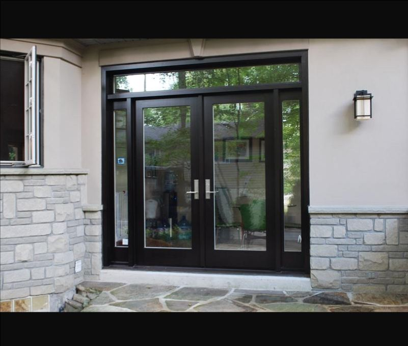 Double entry doors toronto custom wood doors wood exterior double entry doors toronto custom wood doors wood exterior bifolding sliding eventshaper