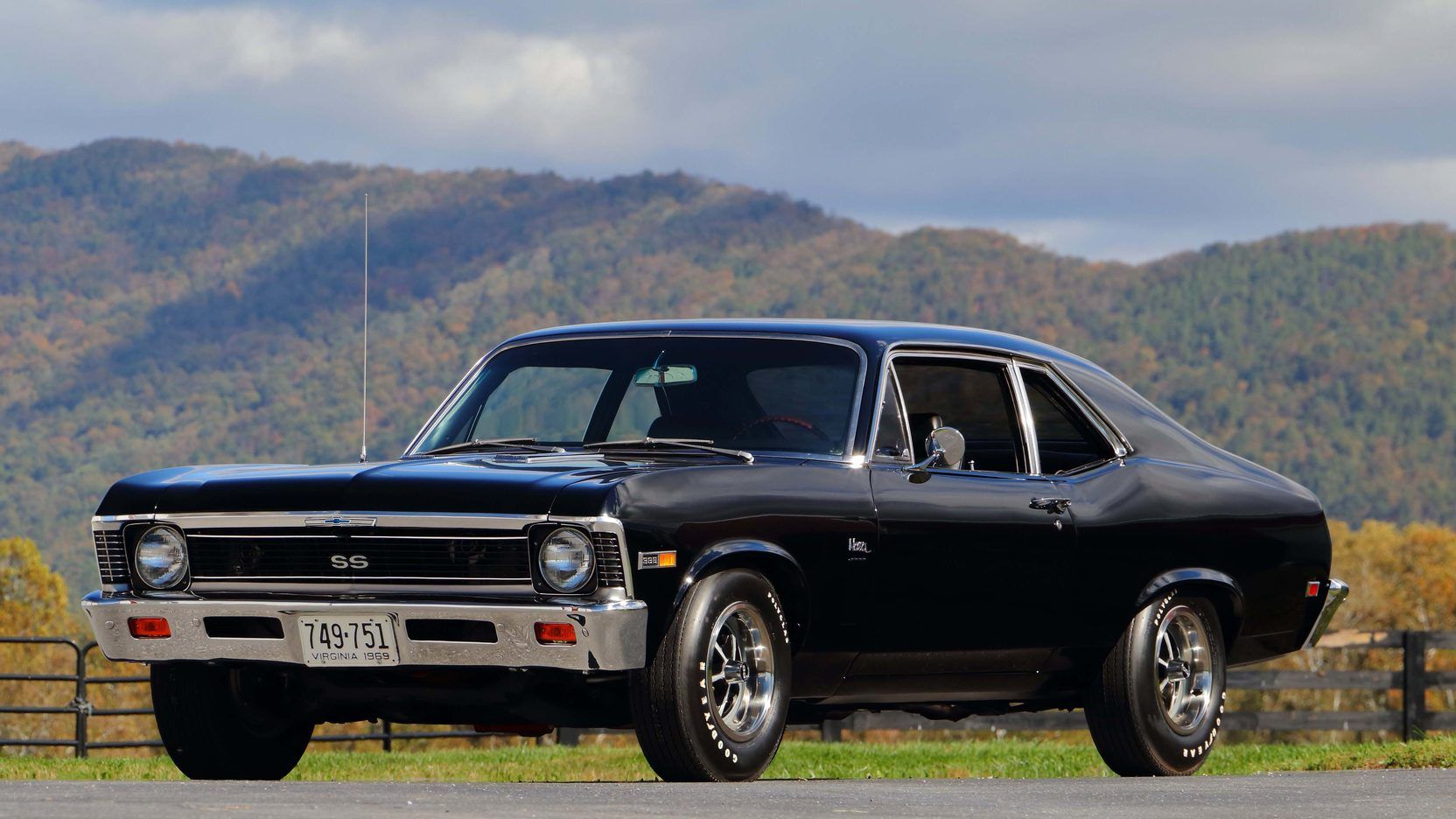 1969 Chevrolet Nova SS | V8, 396 in³ / 6,489 cm³ | 375 hp | Cars ...