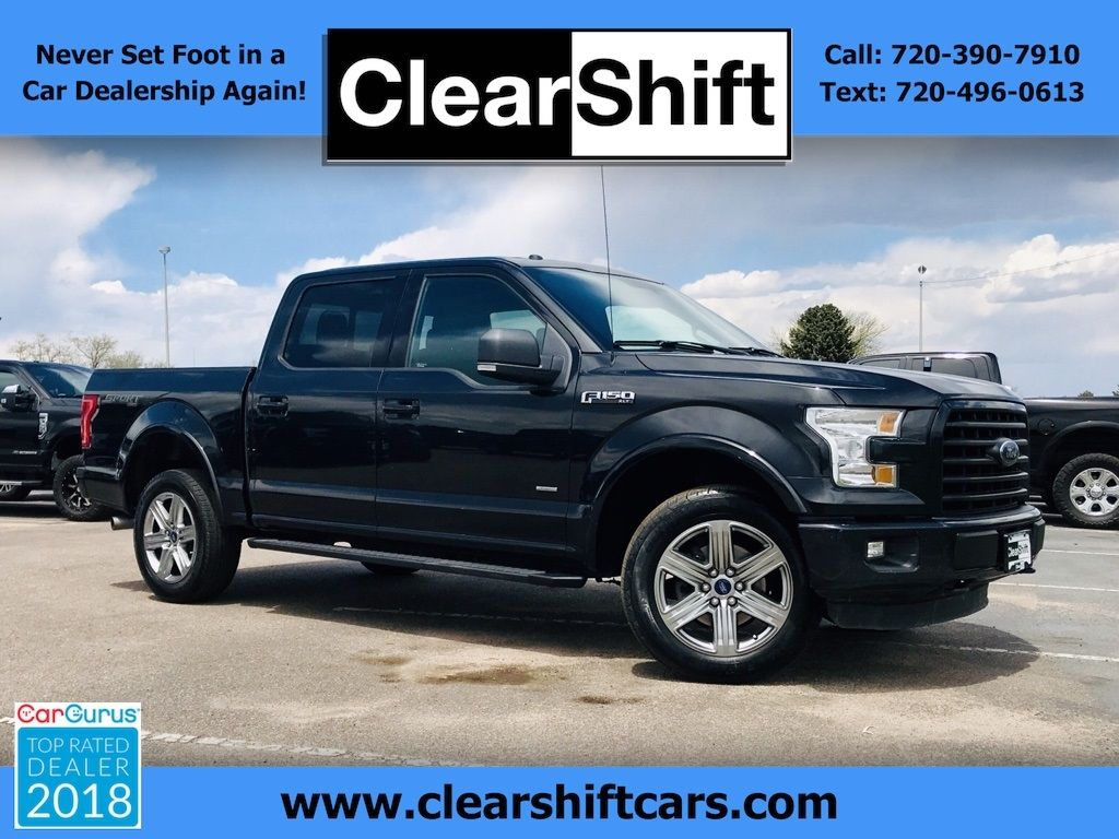 Used 2015 Ford 150 Xlt For Sale In Littleton Co 80120 Clearshift