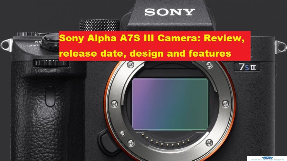 Sony Alpha A7s Iii 8k Shooting Camera Review Design Features And Release Date With Images Sony Alpha A7s Sony Alpha Camera Reviews
