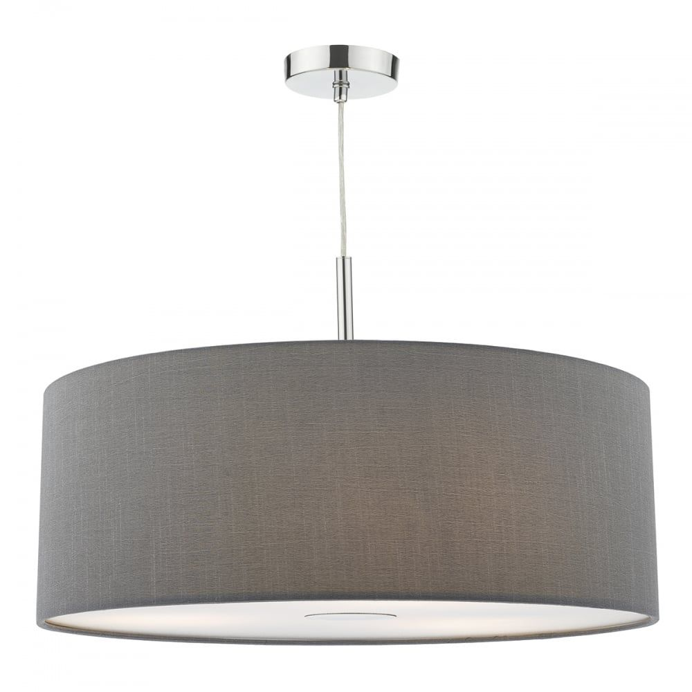 double pendant a possini euro drum lighting shade