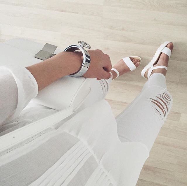 #allwhiteperfection