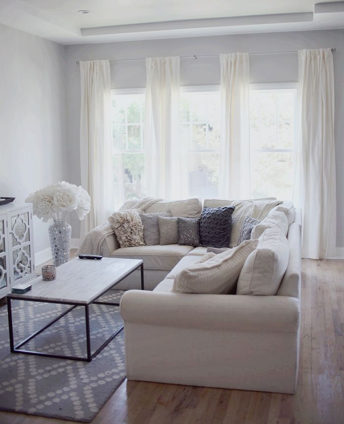 shoreline benjamin moore living room home pinterest interieur ideen and mooi