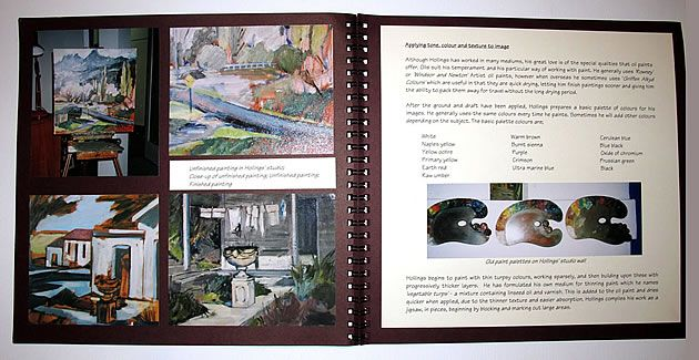a art personal study an excellent example sketchbooks  a2 art personal study an excellent example