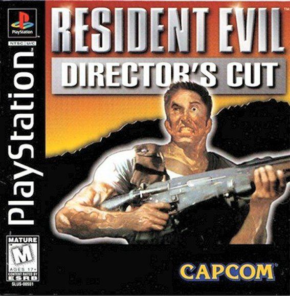 Descarga Tus Juegos Para Playstation 1 En 1 Solo Link Resident Evil Playstation Descarga Juegos