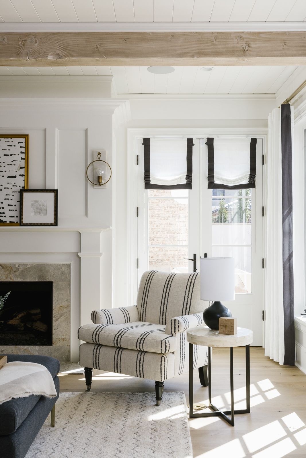 Lafayette project shelby girard farm house living room