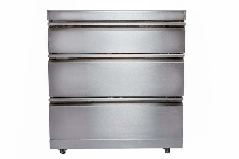 Swiss Grill 3-Drawer Module
