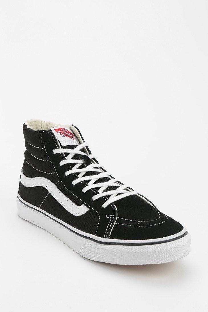 fefe7de598 Vans Sk8-Hi Slim Women s High-Top Sneaker  urbanoutfitters