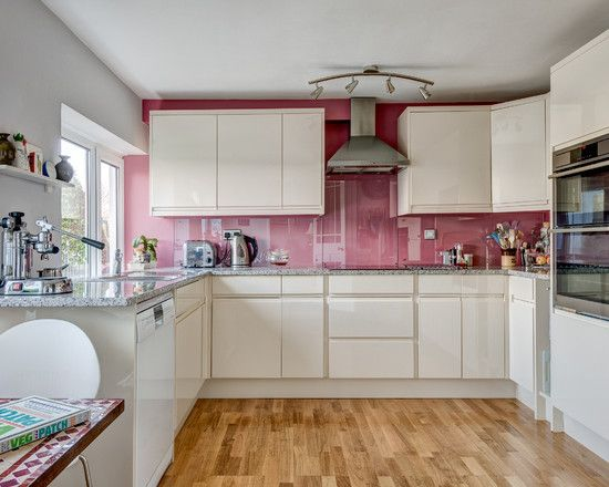 Pink Kitchen Httpwwwdesignhubrurozovyjcvetvinterere Impressive Www.kitchen Designs Inspiration Design