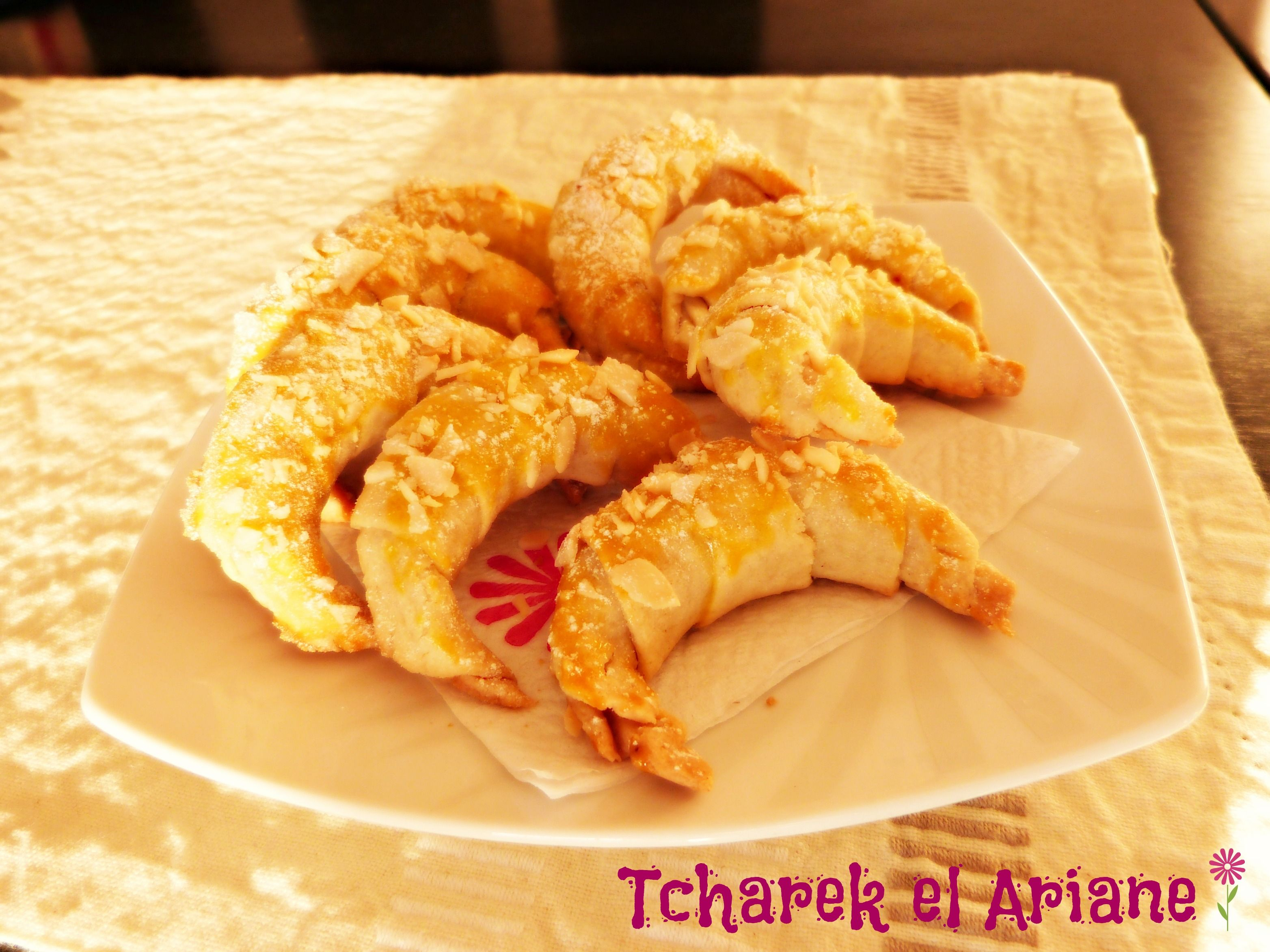 Algerian almond crescent cookies oh so tasty and easy to bake algerian almond crescent cookies oh so tasty and easy to bake baking forumfinder Images
