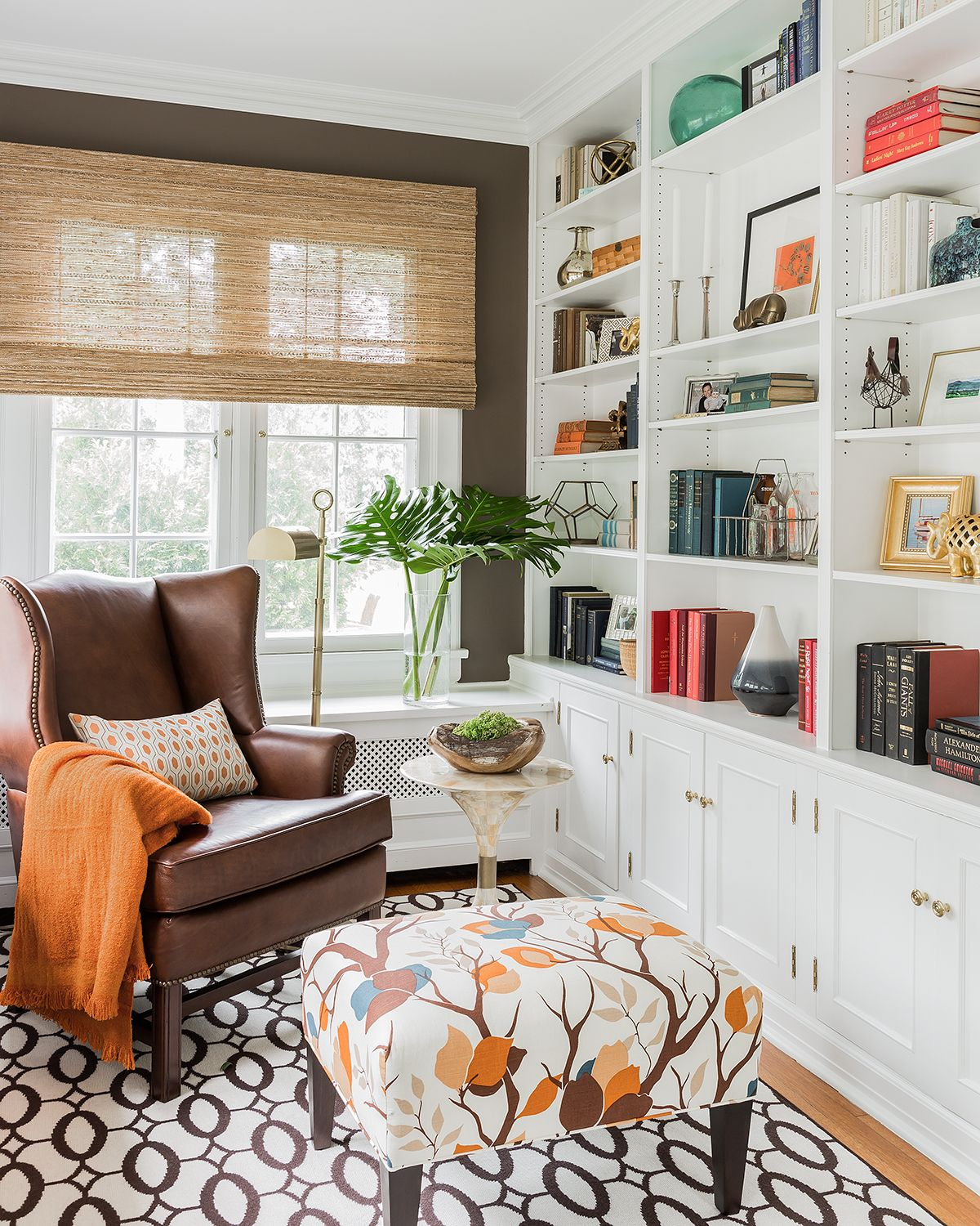 Amazing Erin Gates Design Portfolio Living Room Bookcases