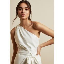 Photo of Off shoulder asymmetrical midi dress Ted BakerTed Baker