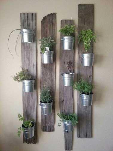 Mur végétal et autre jardin vertical extérieur et intérieur #décorationmaison