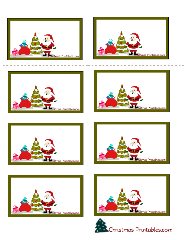 picture about Printable Christmas Labels titled Pin upon Totally free Xmas Printables, Xmas Match, Labels