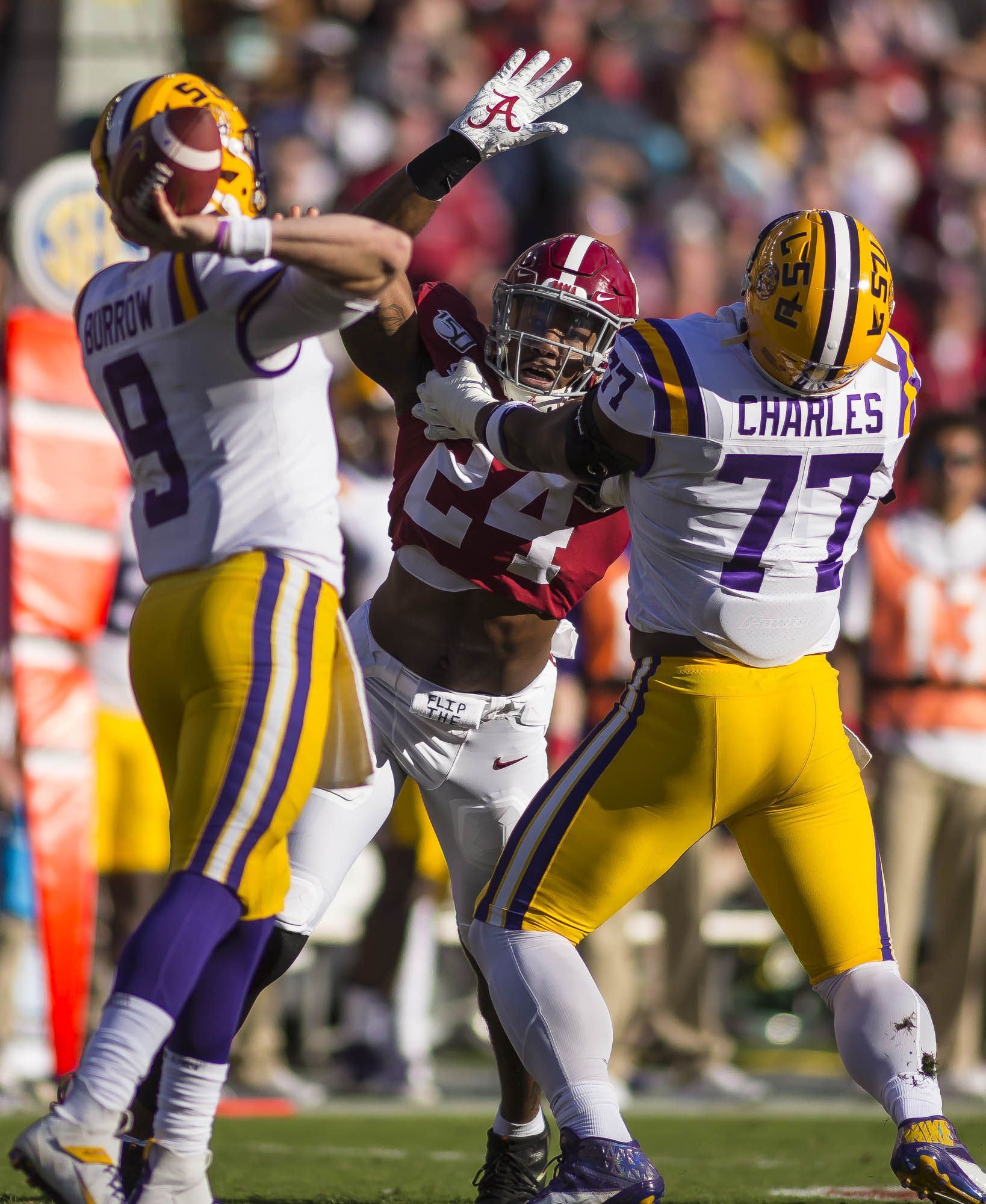 DOES LSU NOW HAVE CLEAR RECRUITING EDGE ON ALABAMA in 2020