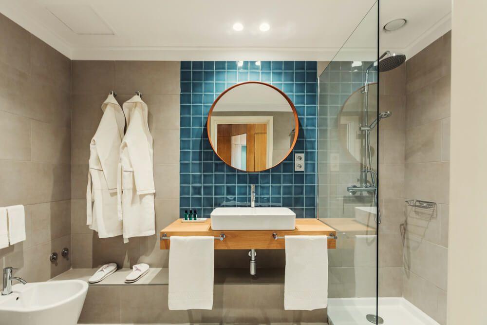 5 clases de espejos para el cuarto de baño   Cuarto de ...
