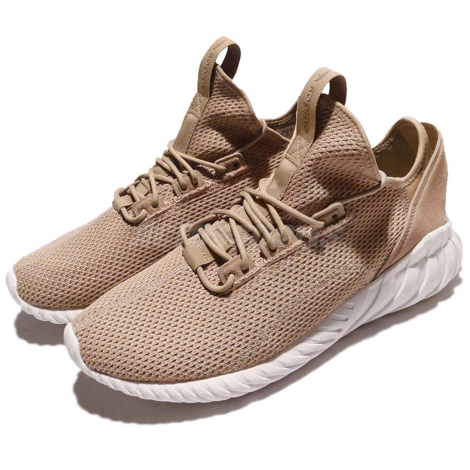 new products 26a59 9f8a8 adidas Originals Tubular Doom Sock Trace Khaki Men Shoes ...