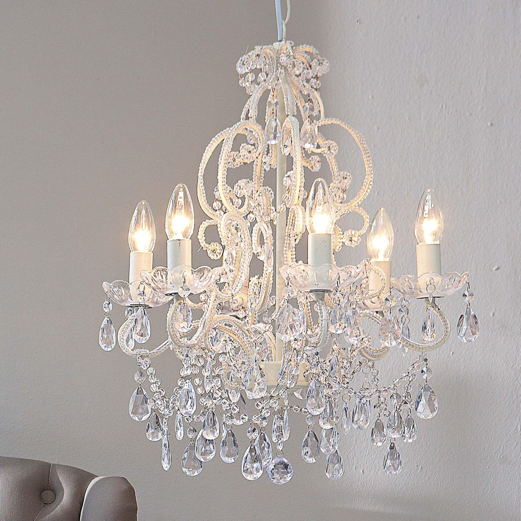 Kronleuchter | Home details | Landhaus lampen, Kronleuchter ...
