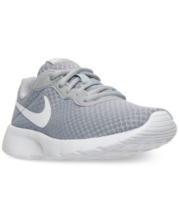 70895f1e25042 Nike Big Boys  Tanjun Casual Sneakers from Finish Line in 2019 ...