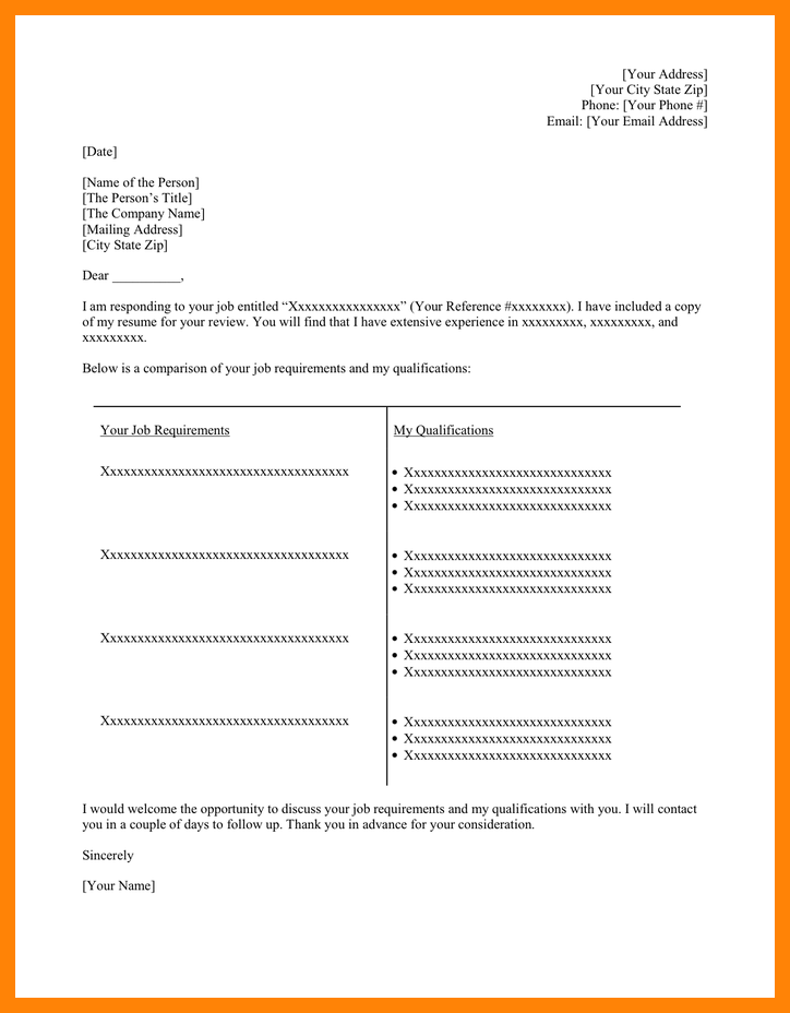 Email Cover Letter Format from i.pinimg.com
