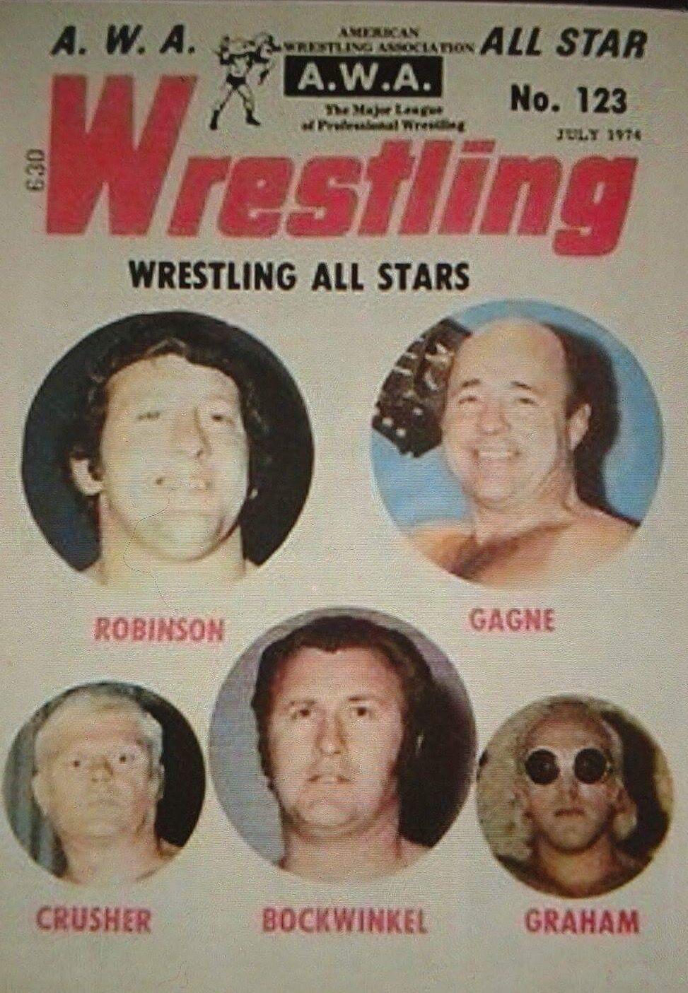 So much pileup vintage pro wrestling logos - So Much Pileup Vintage Pro Wrestling Logos 16